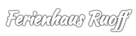 Ferienhaus Ruoff